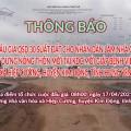 Đấu giá QSD 30 suất đất ngày 17/04/2021 tại xã Hiệp Cường, Kim Động, tỉnh Hưng Yên