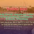 Đấu giá QSD 33 suất đất tại TDP Đồng Tâm, p. Đồng Hòa, q.Kiến An, Tp Hải Phòng