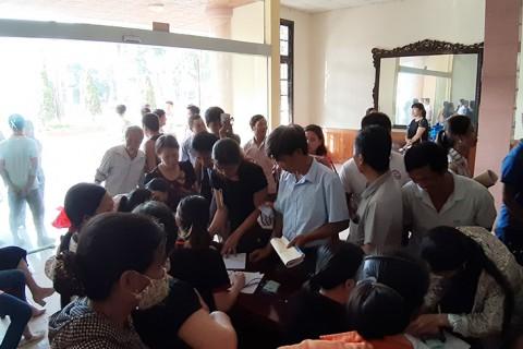 Phiên đấu giá quyền sử dụng đất Khu dân cư xã An Viên huyện Tiên Lữ, tỉnh Hưng Yên