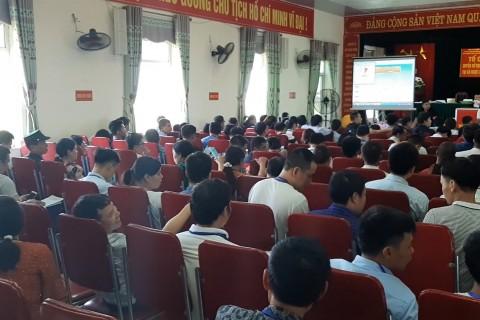 Đấu giá Quyền sử dụng đất tại xã Ngọc Lâm, huyện Mỹ Hào, tỉnh Hưng Yên