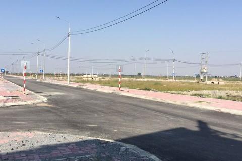 Đấu giá quyền sử dụng 106 suất đất ngày 19.12 tại thị trấn Trần Cao, huyện Phù Cừ